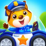 Car game for toddlers MOD APK  (Unlimited Money)