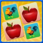 Pair matching and Tile Connect! For kids MOD APK  (Unlimited Money)