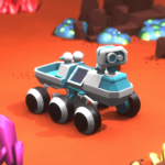 Space Rover MOD APK  (Unlimited Money)